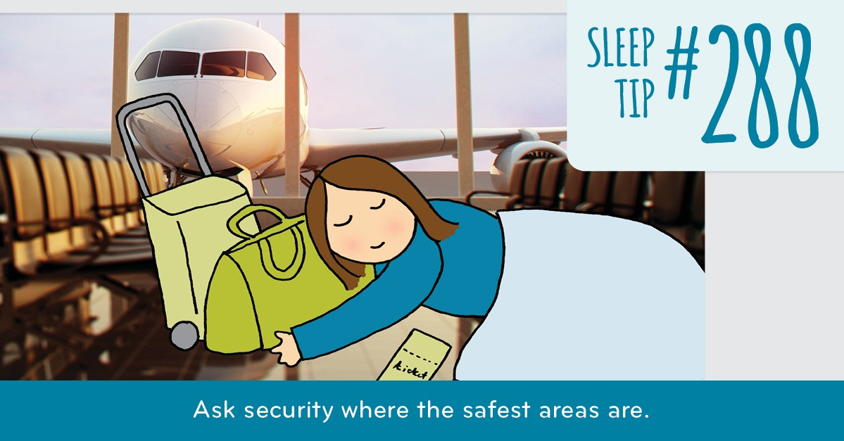 Best Ways to Sleep at the Airport