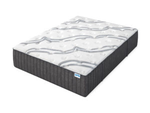 Mattress Image of Full v7 Firm Double-Sided Mattress exterior 3D rendering